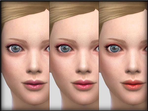 Face Mask Set1 Child by ShojoAngel at TSR image 1637 Sims 4 Updates