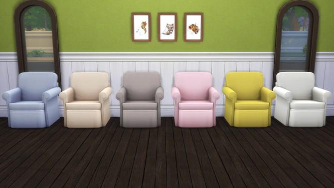 18 recolors + 9 patterns at Saudade Sims image 1673 Sims 4 Updates