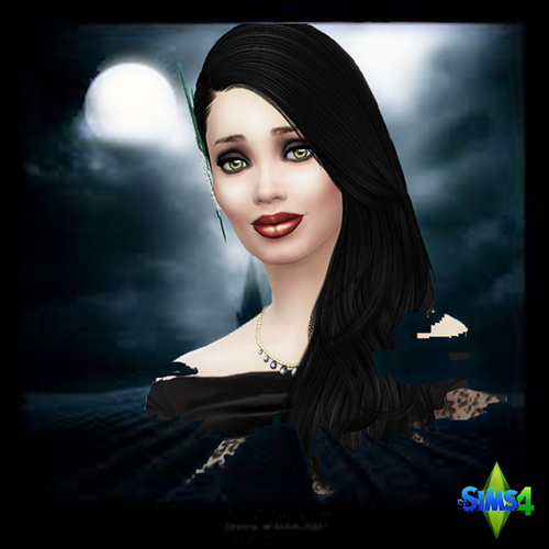 Sims 4 Julia Angel by Mich Utopia at Sims 4 Passions
