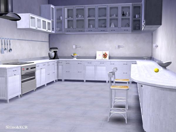 Kitchen Dark Chocolate By Shinokcr At Tsr Sims 4 Updates