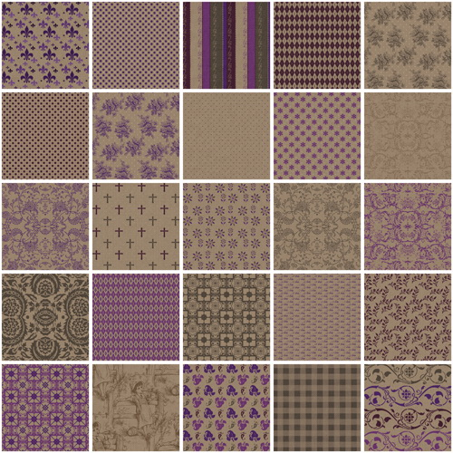 Sims 4 Textures for retextured clothes ,walls... at Jenni Sims