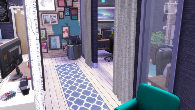 Dorm Apartment V.1 at Simkea image 19211 Sims 4 Updates