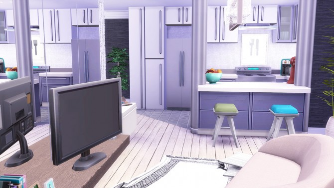 Dorm Apartment V.1 at Simkea image 1934 Sims 4 Updates
