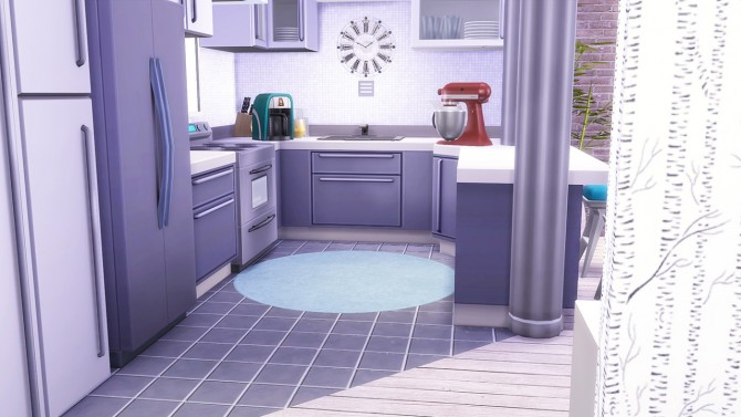 Dorm Apartment V.1 at Simkea image 1952 Sims 4 Updates