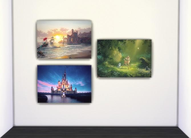 Sims 4 Paintings at Rusty Nail