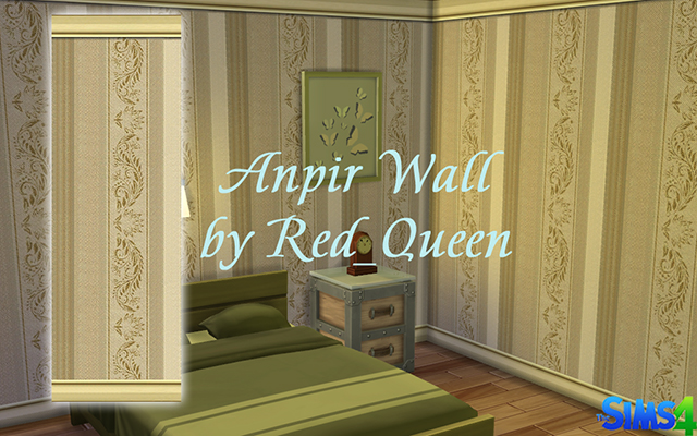 Anpir Wall by Red Queen at ihelensims image 21112 Sims 4 Updates