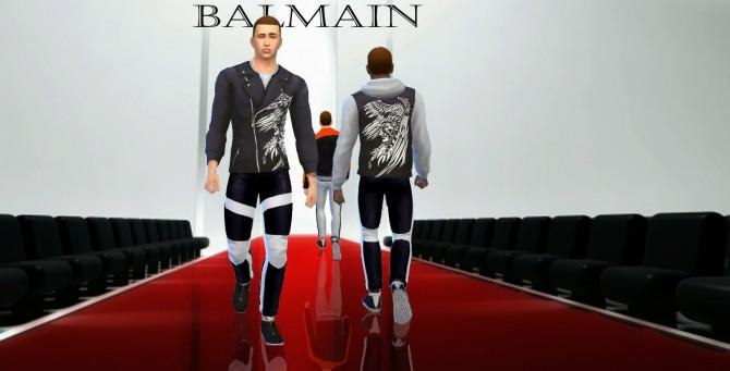 MEN SS/15 collection at La Boutique de Jean image 2128 Sims 4 Updates