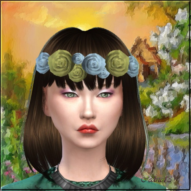Suzy Wan by Cedric13 at L'univers de Nicole image 2301 Sims 4 Updates