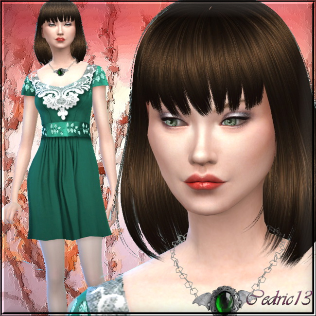 Suzy Wan by Cedric13 at L'univers de Nicole image 23210 Sims 4 Updates