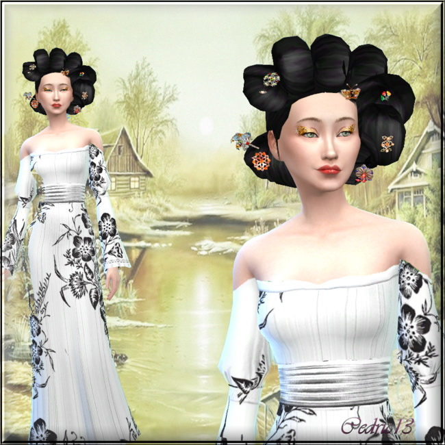 Suzy Wan by Cedric13 at L'univers de Nicole image 2341 Sims 4 Updates