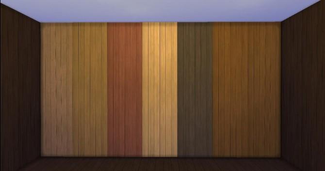 iCads Basic Wood Paneling by AdonisPluto at Mod The Sims image 2427 Sims 4 Updates