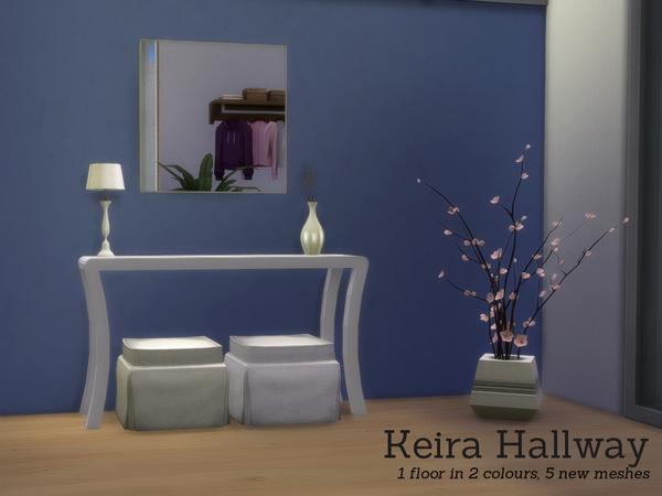 Sims 4 Keira Hallway by Angela at TSR