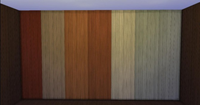 iCads Basic Wood Paneling by AdonisPluto at Mod The Sims image 2629 Sims 4 Updates