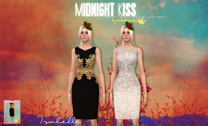 Happy New Year collection at In a bad Romance image 2631 Sims 4 Updates