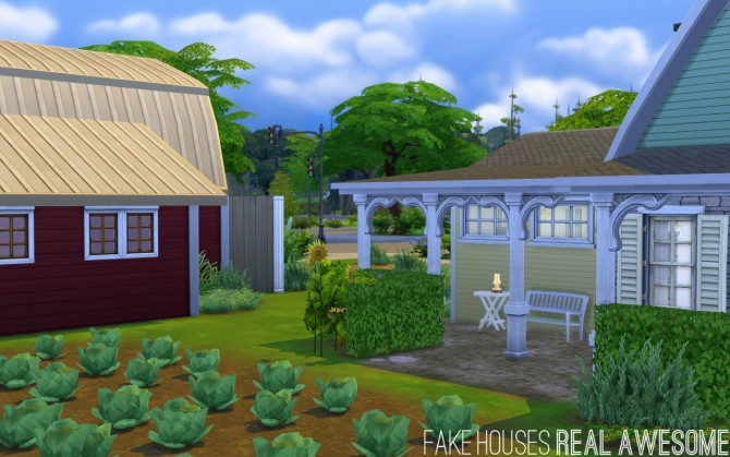 Sims 4 The Appleton at Fake Houses Real Awesome