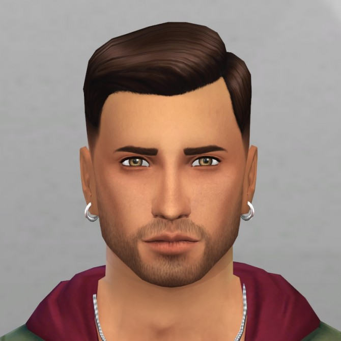 Ethan Hunter, Casanova Deluxe by SimsForever15 at Mod The Sims image 307 Sims 4 Updates