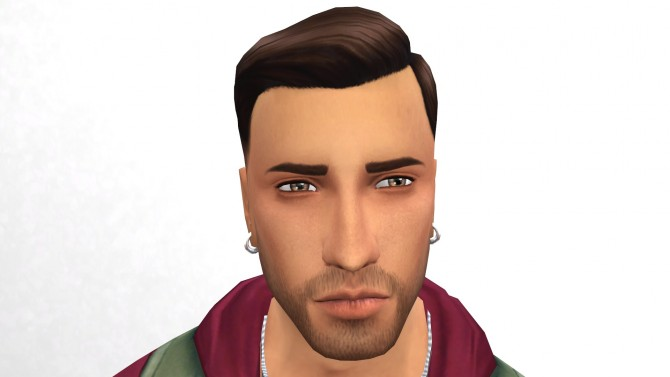 Sims 4 Ethan Hunter, Casanova Deluxe by SimsForever15 at Mod The Sims