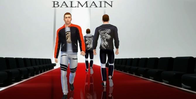 MEN SS/15 collection at La Boutique de Jean image 3129 Sims 4 Updates