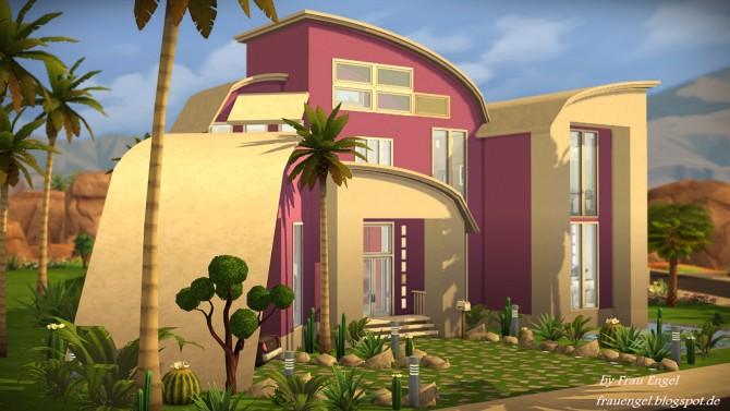 Modern Mansion at Frau Engel image 3215 Sims 4 Updates