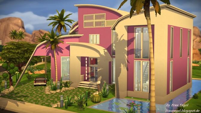 Modern Mansion at Frau Engel image 3314 Sims 4 Updates