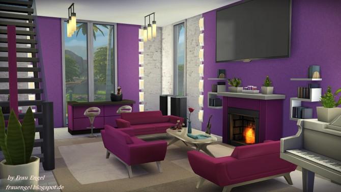 Modern Mansion at Frau Engel image 3514 Sims 4 Updates