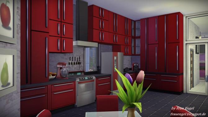 Modern Mansion at Frau Engel image 3714 Sims 4 Updates