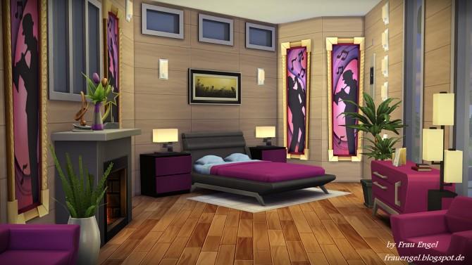 Modern Mansion at Frau Engel image 3814 Sims 4 Updates