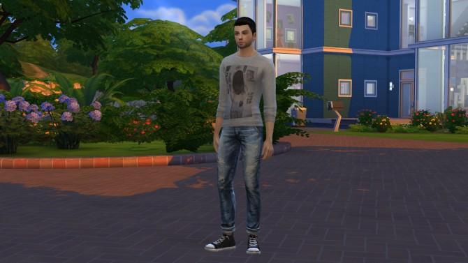 Sims 4 Fernando by Elena at Sims World by Denver