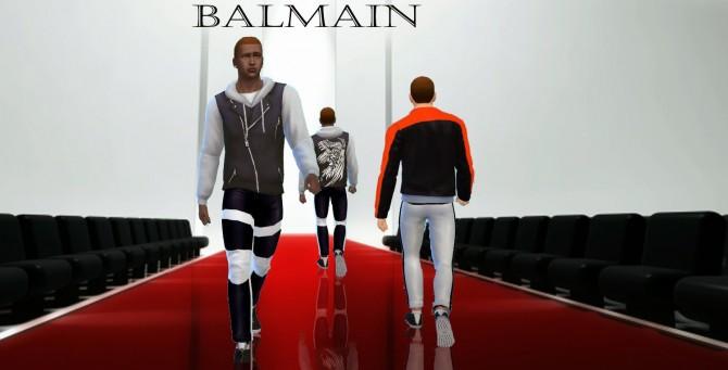 MEN SS/15 collection at La Boutique de Jean image 4108 Sims 4 Updates