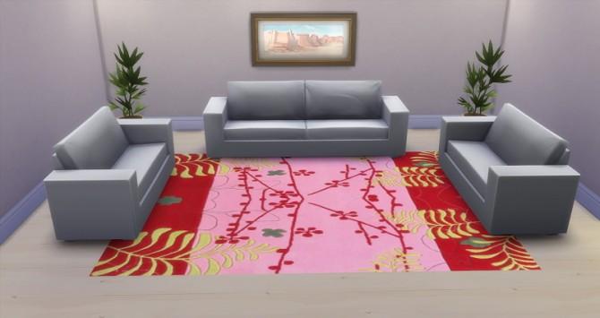 Sims 4 Rugs set 1 at 19 Sims 4 Blog