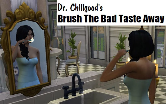 Brush The Bad Taste Away by DrChillgood at Mod The Sims image 4225 Sims 4 Updates