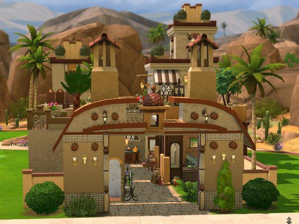 Bazaar lot by Leander Belgraves at TSR image 430 Sims 4 Updates