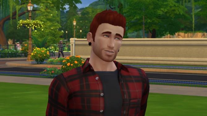 DreamyFlip Clean Edit (aka Rez hair) at LumiaLover Sims image 435 Sims 4 Updates