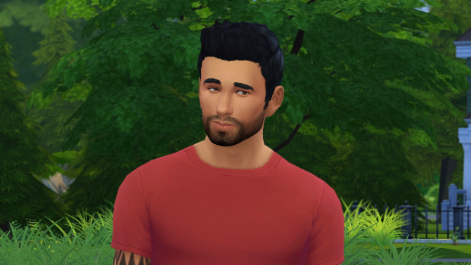 DreamyFlip Clean Edit (aka Rez hair) at LumiaLover Sims image 436 Sims 4 Updates