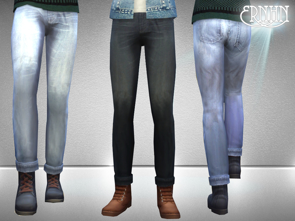 Sims 4 Charisms Young Male Set by ernhn at TSR