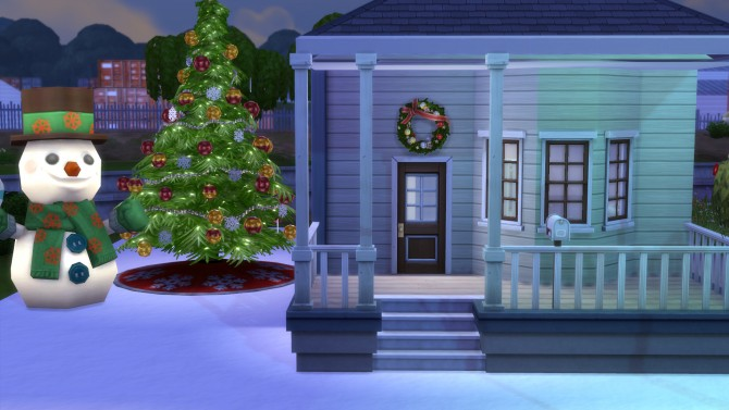 Snow Terrain Paint by orangesmasher221 at Mod The Sims image 4625 Sims 4 Updates