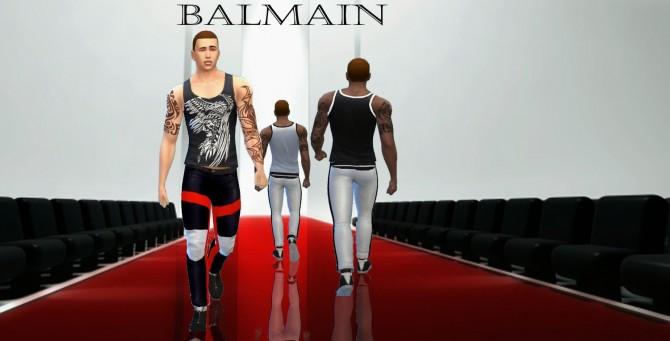 MEN SS/15 collection at La Boutique de Jean image 5108 Sims 4 Updates
