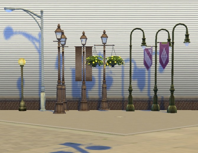 Liberated Street Deco by plasticbox at Mod The Sims image 545 Sims 4 Updates