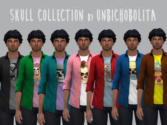 Skull collection at Un bichobolita image 596 Sims 4 Updates