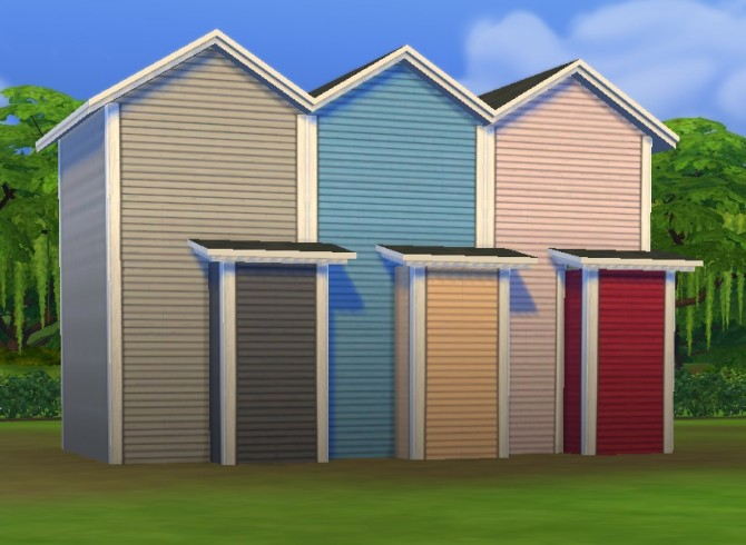Simple Siding Add On: Extra Colours/Overrides by plasticbox at Mod The Sims image 6214 Sims 4 Updates