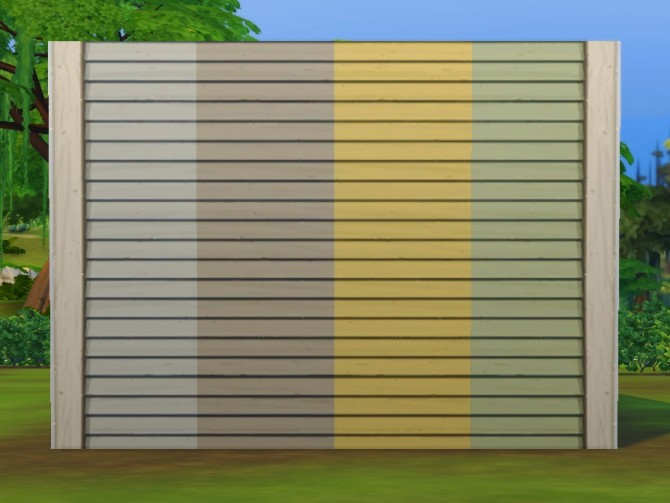 Simple Siding Add On: Extra Colours/Overrides by plasticbox at Mod The Sims image 6312 Sims 4 Updates