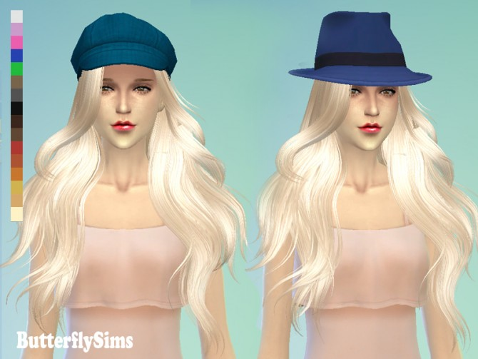 Hair 098 by YOYO (Pay) at Butterfly Sims image 6319 Sims 4 Updates