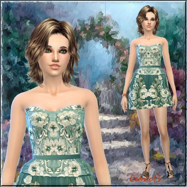 Suzon by Cedric13 at L'univers de Nicole image 680 Sims 4 Updates