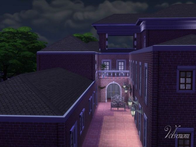 Sims 4 The Palace of Lost Wealth by Volvenom at Mod The Sims
