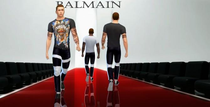 MEN SS/15 collection at La Boutique de Jean image 7107 Sims 4 Updates