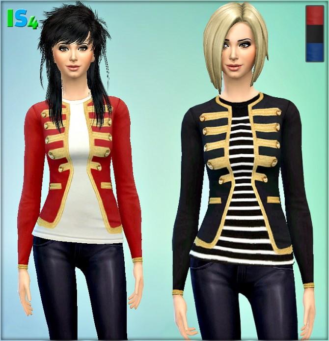 Sims 4 Top 4 I at Irida Sims4