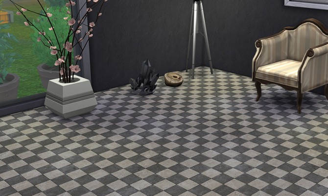 7 tiled floors vol 3 at K hippie image 7320 Sims 4 Updates