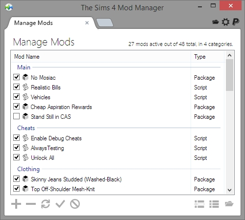 download nexus mods manager wont with