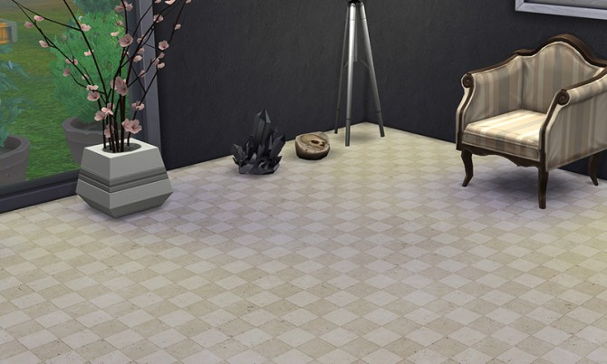 7 tiled floors vol 3 at K hippie image 7617 Sims 4 Updates