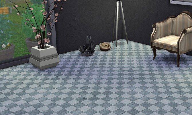7 tiled floors vol 3 at K hippie image 7817 Sims 4 Updates